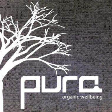 Casa da Guia Pura Wellbeing logotipo axo
