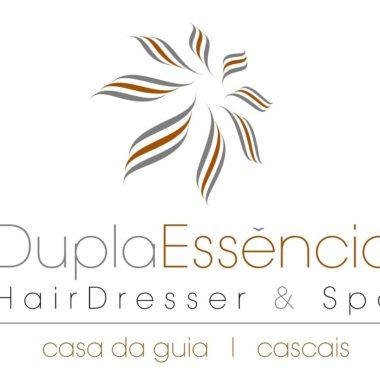 Dupla Essencia Casa da Guia Cascais logotipo axo
